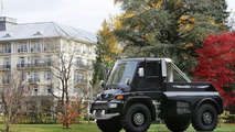 Mercedes-Benz Unimog U 500 Black Edition