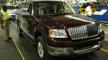 Lincoln 2006 Mark LT - First off assembly line