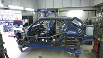 Nissan Juke-R: building the chassis 19.10.2011
