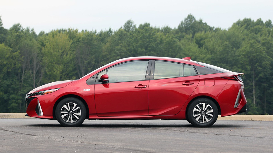 Nearly 103K PHEVs Sold Globally In August, Toyota Prius Prime On Top