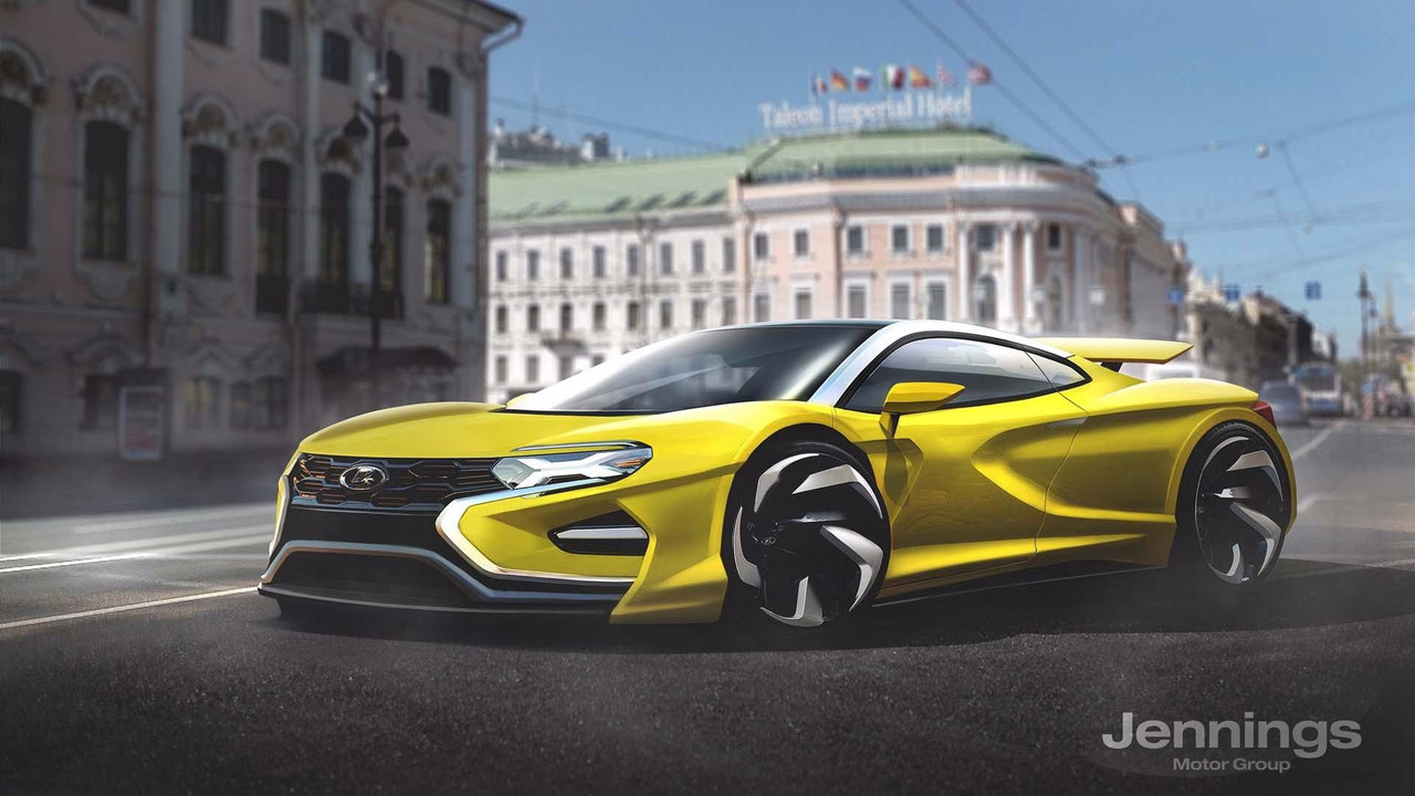 Check Out These Renderings Of Supercars With Humble Origins