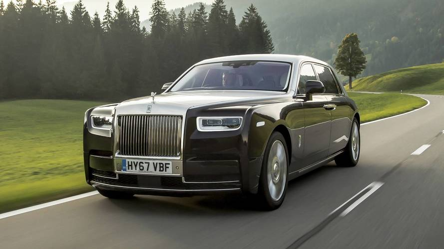 2018 Rolls-Royce Phantom First Drive: Defining Luxury