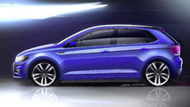 Novo VW Polo 2018 - Design