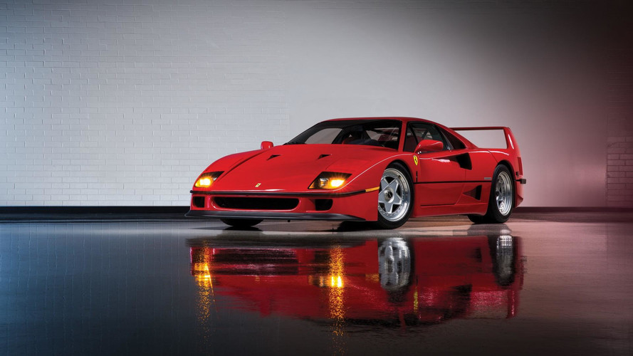 Ferrari Performance Collection Sells For A Combined $16.5 Million