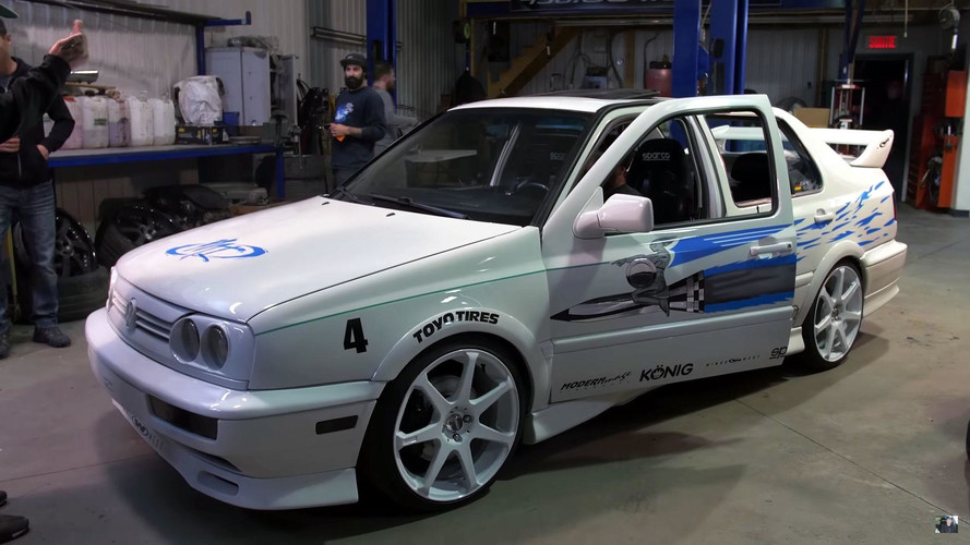 Chad Lindburg's Jesse Reunited With Fast And Furious Jetta