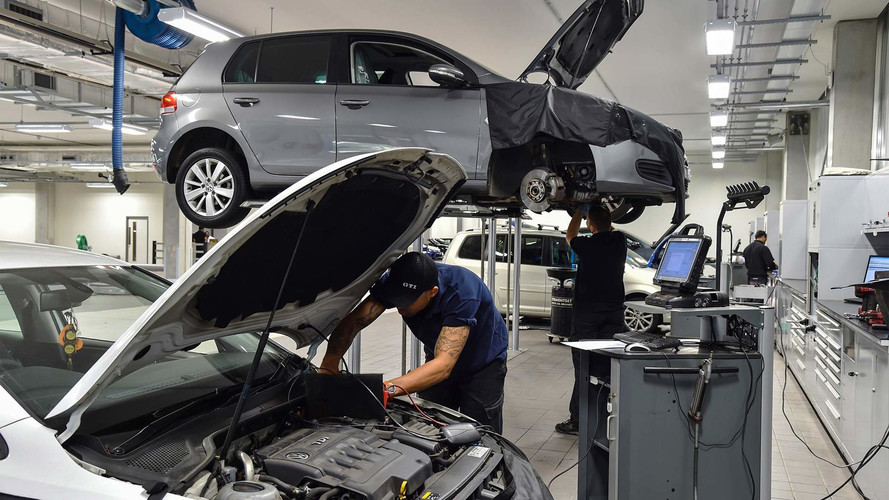 Maintaining The Average Car Costs £707 A Year