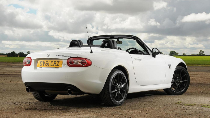 Mazda MX-5 gets power boost from BBR