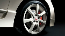 Honda Civic Type R Prototype is Official Car For F1 Japan