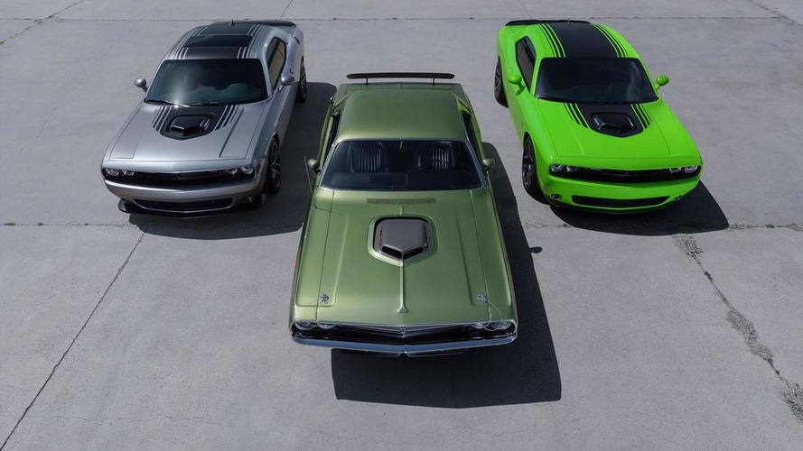2015 Dodge Challenger Shaker lineup introduced