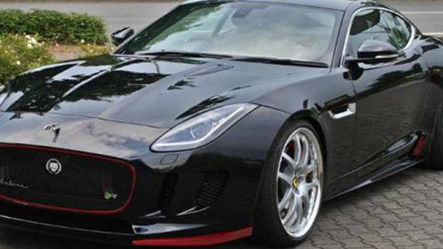 Arden announces new tuning program for Jaguar F-Type Coupe