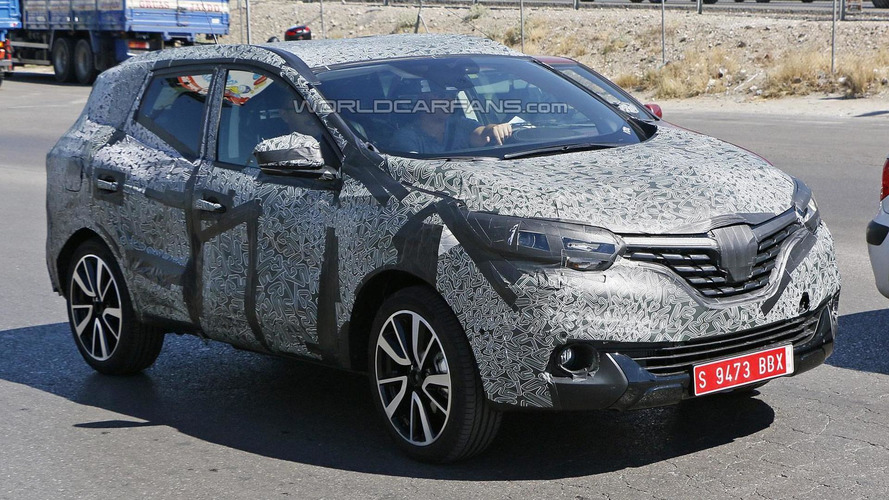 All-new Renault Koleos makes spy photo debut