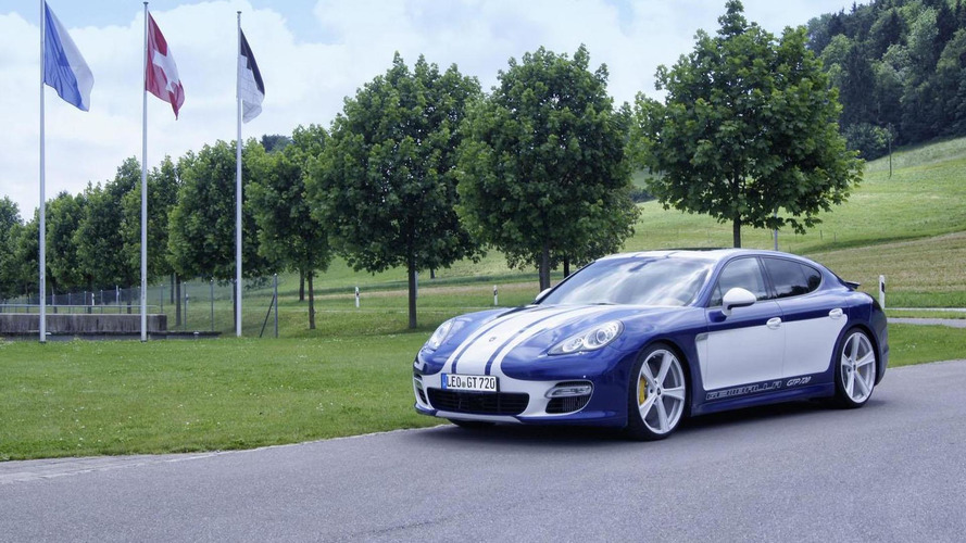 Gemballa tunes the Porsche Panamera to 720 PS