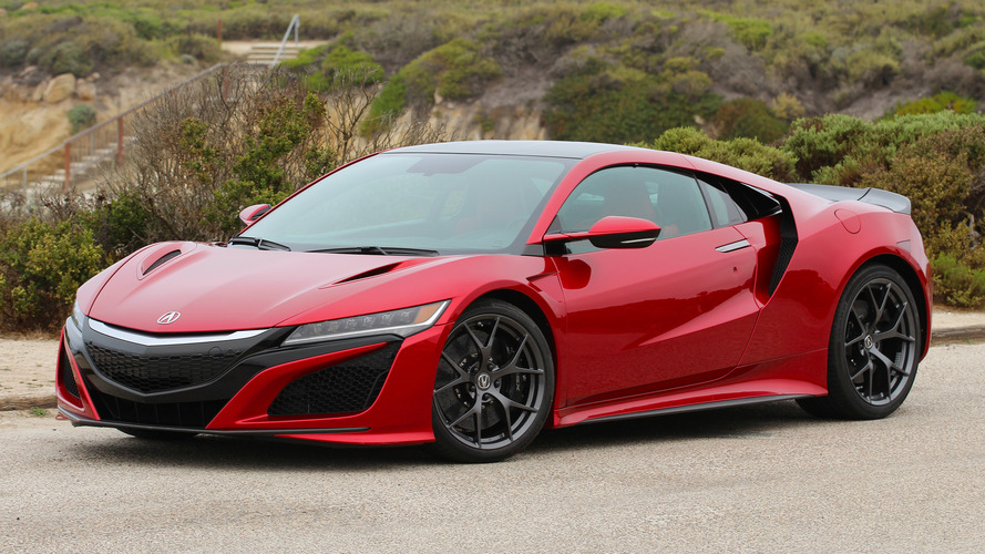 Honda NSX UK Allocation Increased To 150 Due To High Demand