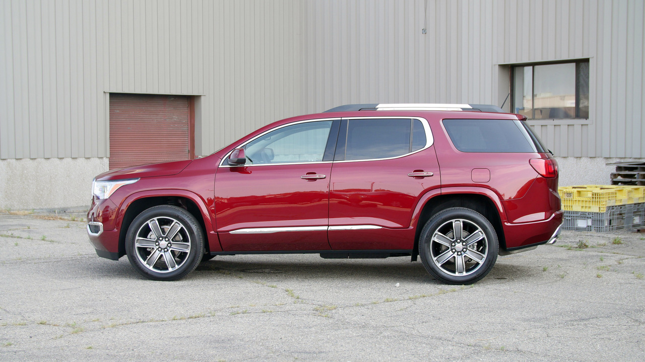 2017 GMC Acadia Why Buy