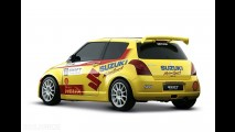 Suzuki Swift Rally Car