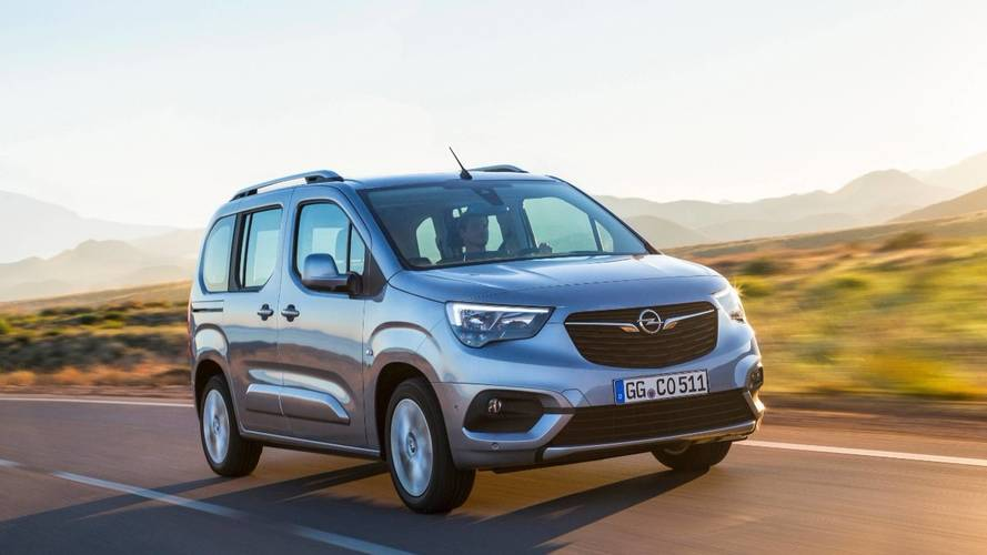 2018 Opel Combo Life Debuts As The Family's Best Friend