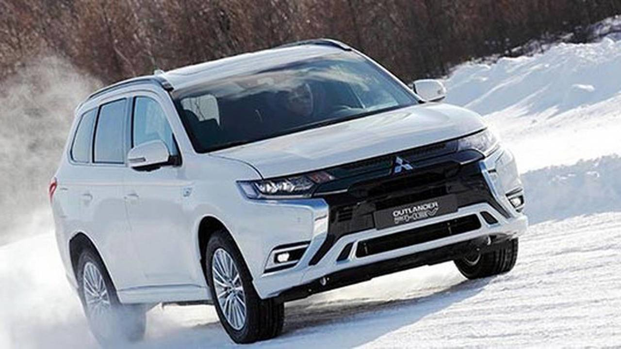 2019 mitsubishi outlander phev photo. Black Bedroom Furniture Sets. Home Design Ideas