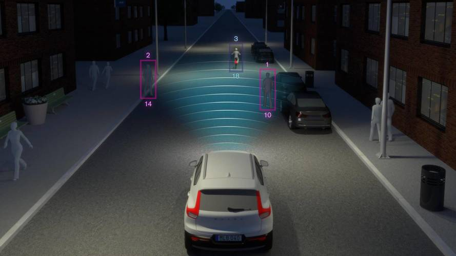 New cars 'safer than ever before' thanks to clever tech