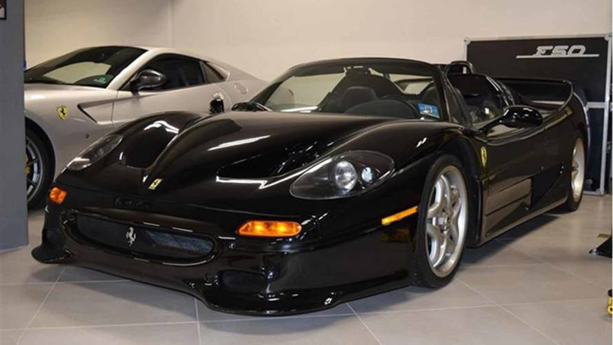 Ferrari F50 Daytona Nero For Sale