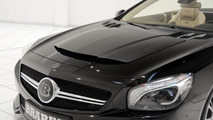 Brabus 800 Roadster based on Mercedes-Benz SL 65 AMG