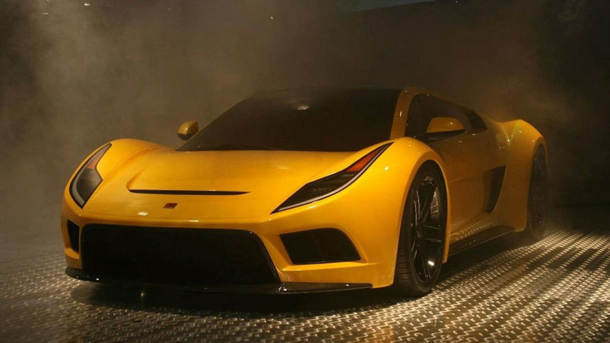 Saleen supercar coming within two years - report