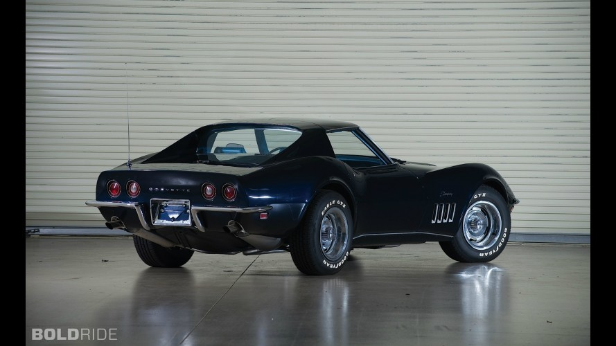 Chevrolet Corvette 427/390 Coupe