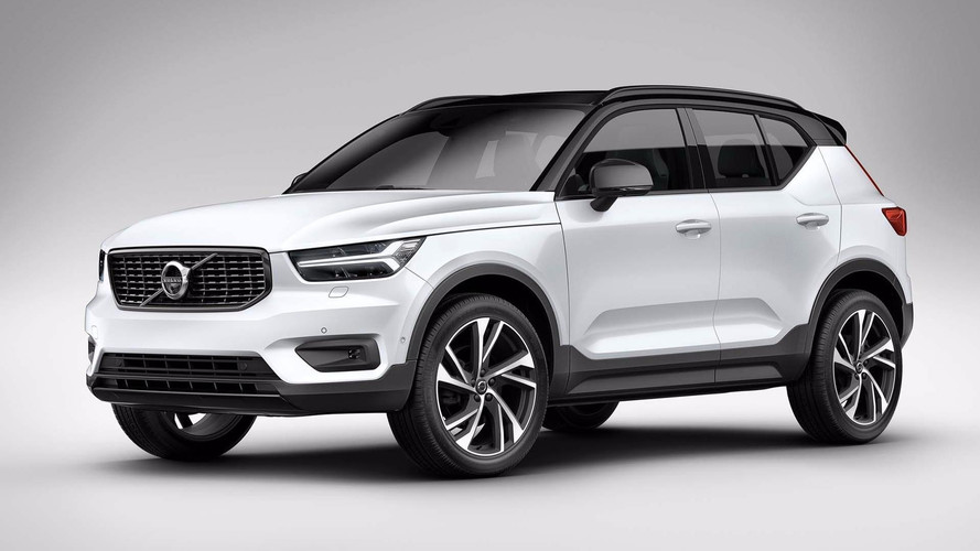 Volvo XC40 - Petite taille mais charmantes intentions