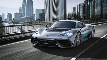 AMG Project One: Latest News, Photos, and Video