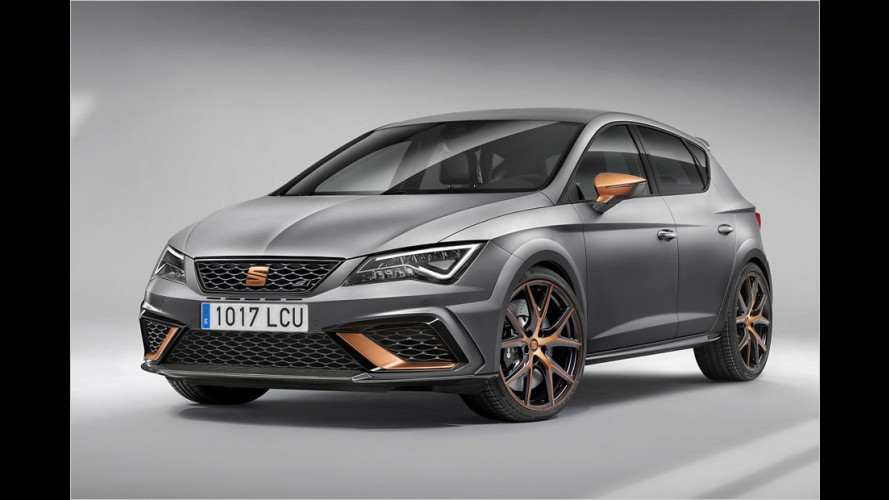 Cupra R: Seat Leon am Limit
