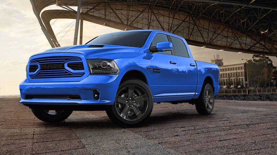 New Ram 1500 Sport Special Edition Won't Leave You Feeling Blue