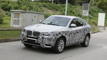 2014 BMW X4 spy photo
