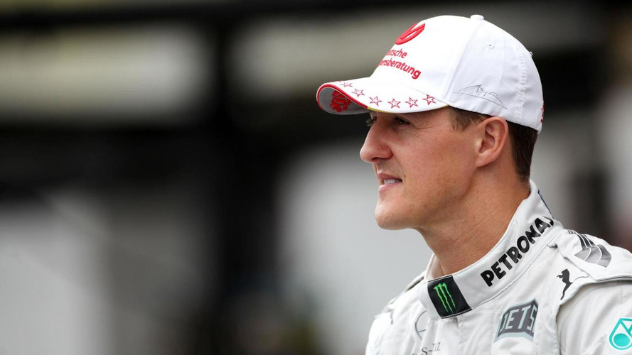 Schumacher 'waking up slowly' at home - Moncet