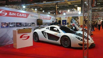 Sin R1 introduced at 2014 Autosport International as a road-legal car