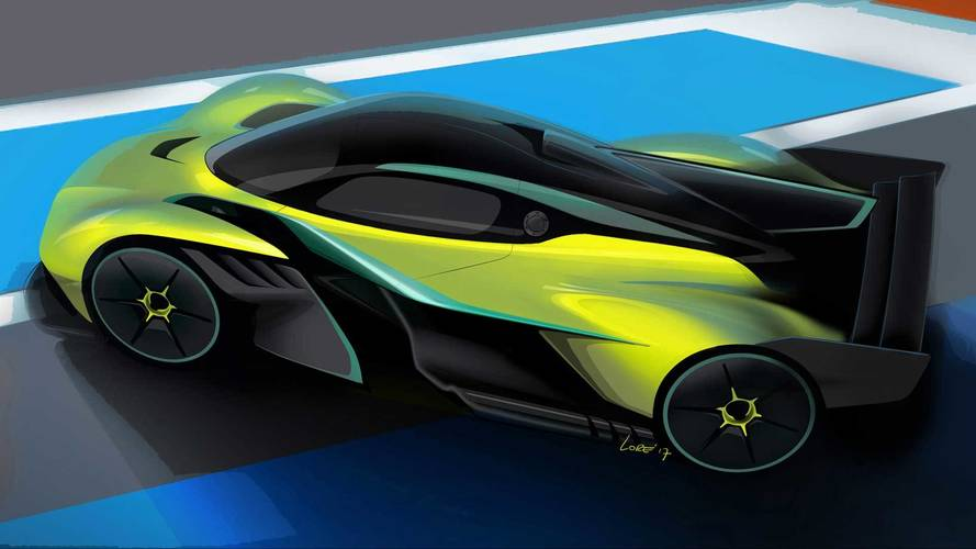 Aston Martin reveals F1-rivalling track-only Valkyrie AMR Pro