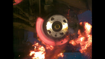 Brake Disc Destruction