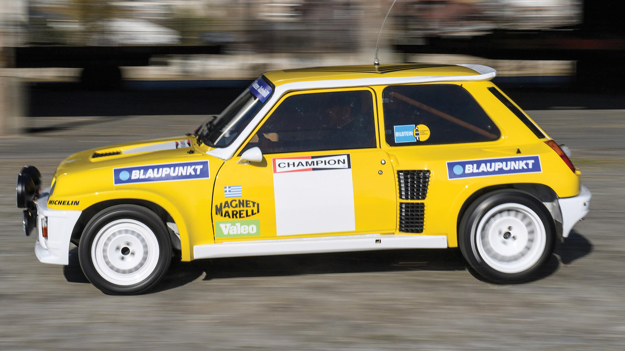 Photos Une R5 Turbo Groupe B En Vente 224 R 233 Tromobile