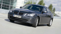 BMW 5 Series Security