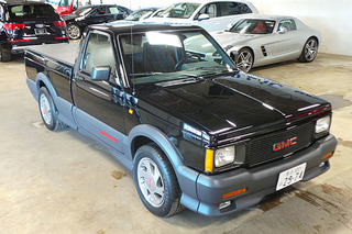 This '91 GMC Syclone has Driven 395 Miles in 25 Years