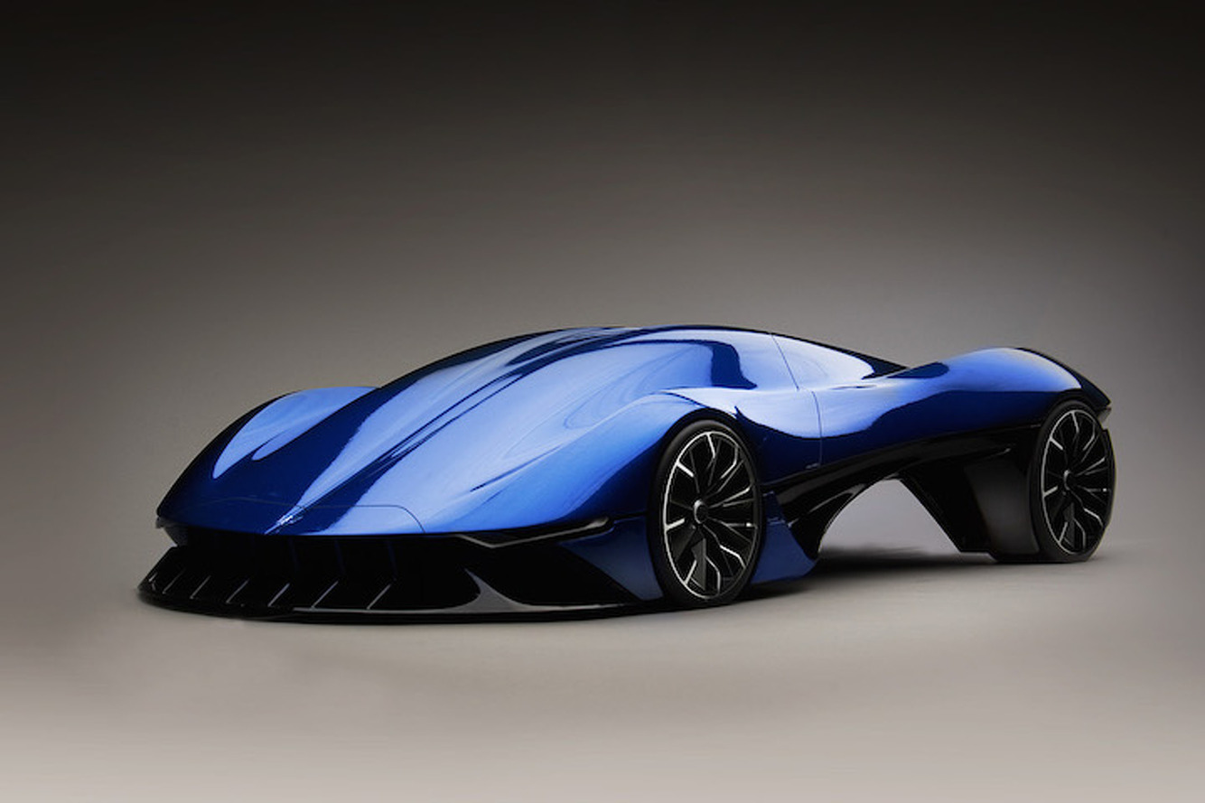 This Hybrid Hypercar Concept Could Be Exactly What Maserati Needs