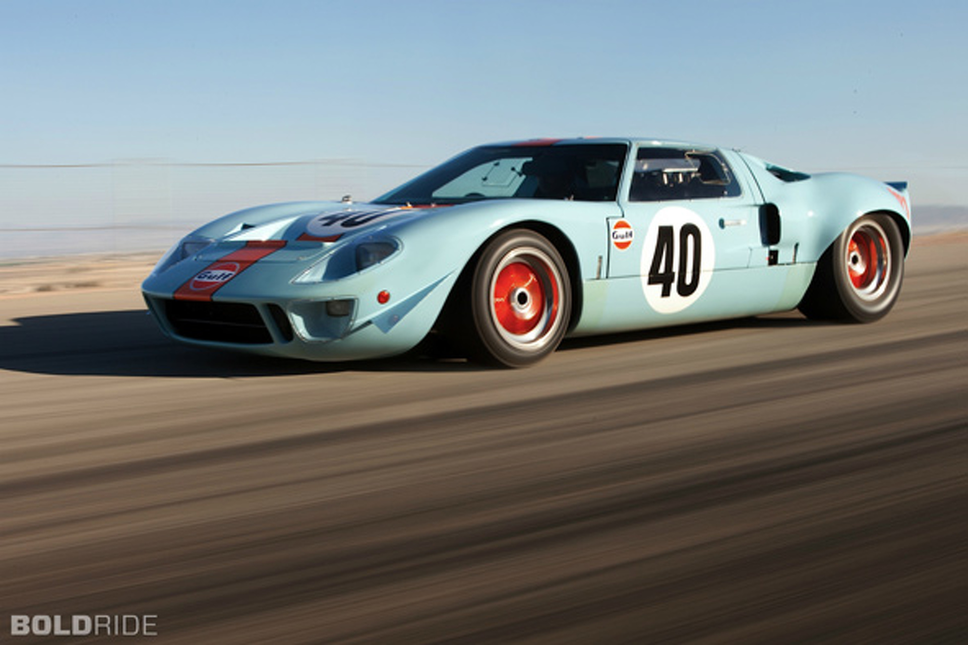 The GT40: Why It Will Always Win at Auction