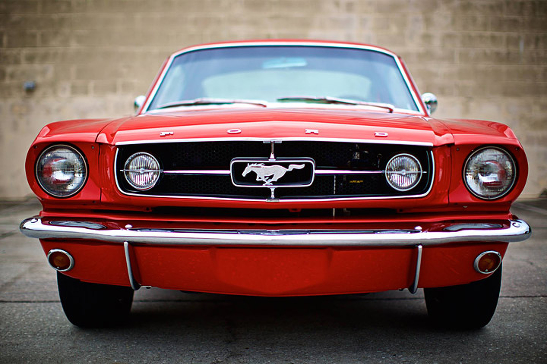 Can Still Buy a Brand New 1965 Ford Mustang (Sort Of)