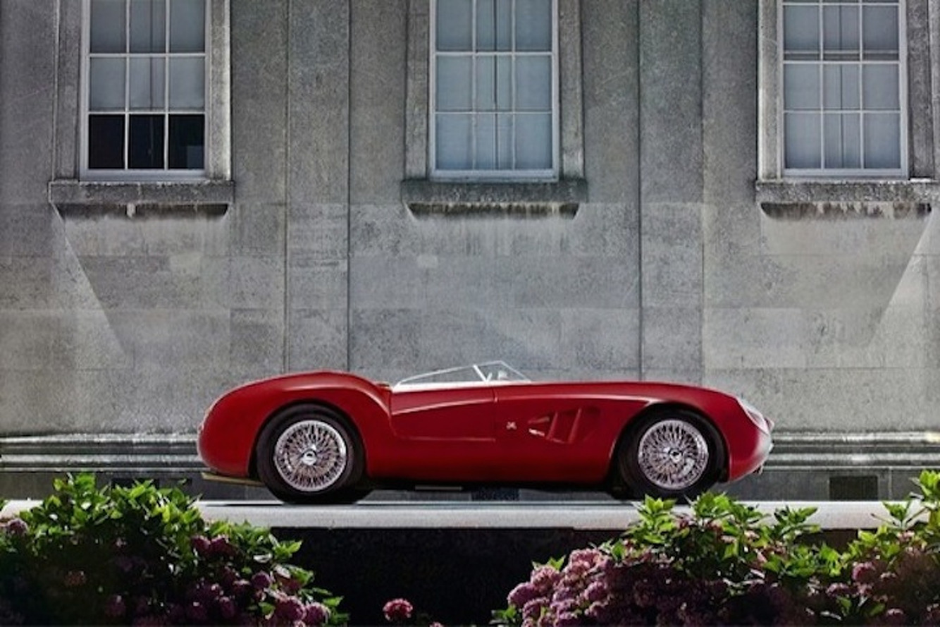 Ant-Kahn Shows More of the Gorgeous Barchetta Roadster