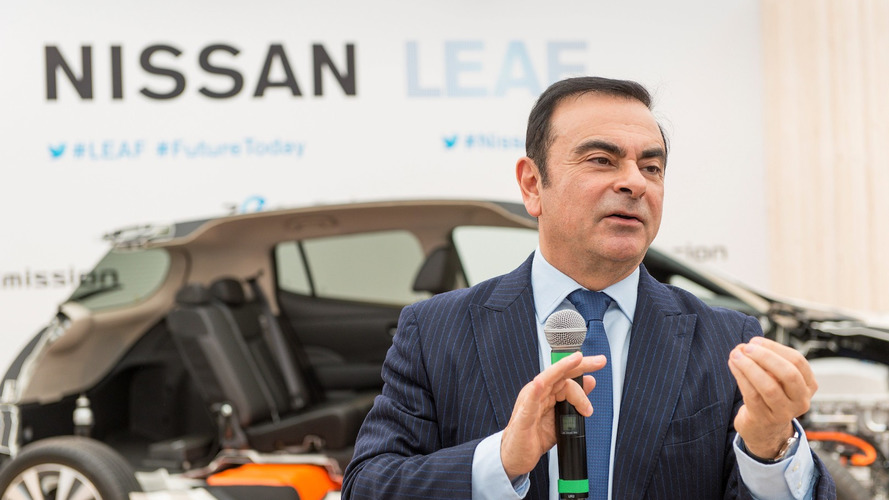 Nissan turnaround CEO steps down