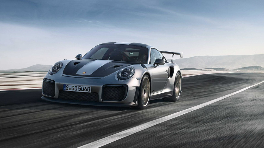 Check Out The Porsche 911 GT2 RS In Leaked Official Images