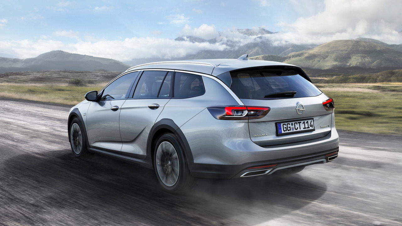 Innovative 2018 OpelVauxhall Insignia Country Tourer And Holden Commodore Tourer