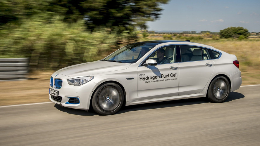 Low-Volume BMW Hydrogen Model Coming by 2021