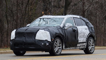 2019 Cadillac XT4 spy photos (third set)