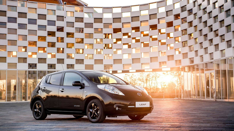 Nissan Scrappage Scheme Targets Electric Car Converts
