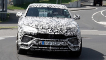 Lamborghini Urus Nurburgring Spy Photos