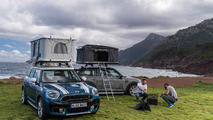 Mini Countryman tente de toit